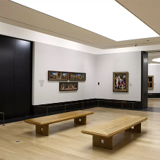 Bespoke doors for National Gallery refurb