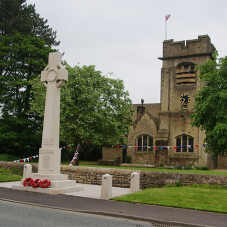 Restoring the Hellifield War Memorial with ThermaTech