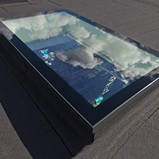 EOS Rooflights to exhibit at first trade show