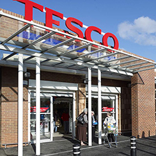 Elliott deliver modular solution for Tesco store