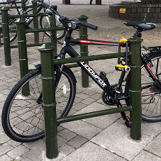 Cycle shelters for Norwich City Centre