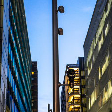 Selux Olivio lights the way at Paddington Basin