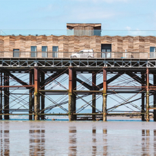 Geberit rebuilds the iconic Hastings Pier