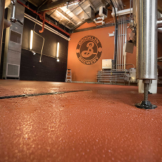Brooklyn Brewery chooses Flowcrete for plant upgrade
