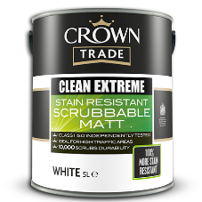 Clean Extreme offers 100% more stain resistant finish