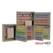 Lockable key cabinets from Keystor