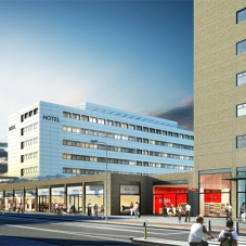 M-light solutions chosen for Gelderlandplein Hotel