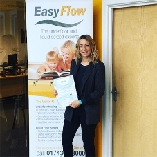 Easyflow achieves ISO 9001 Quality Management Certification