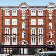 Acoustic timber windows for London development