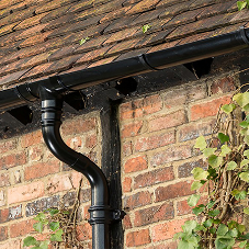 Marley Alutec adds to Tudor downpipe range