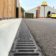 Filcoten installed at McDonald's Tonbridge