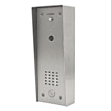 New video door entry panel for individual apartments