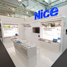 Nice enjoys successful exhibition at 100% Design