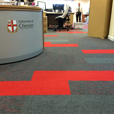 Array carpets: A sound decision by Heckmondwike