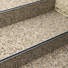 SureSet turns resin bound paving on its side