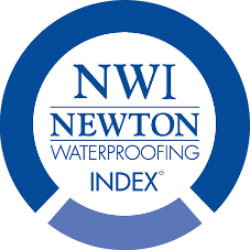 Introducing the Newton Waterproofing Index