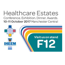 LAMI Doors to appear at Healthcare Estate Exhibition