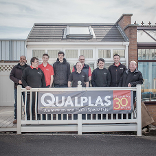 Merseyside window fabricator celebrates milestone birthday