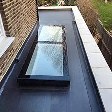 EOS Rooflights upgrade modular rooflight