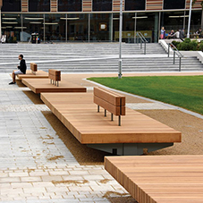 Stand out seating for Royal Holloway