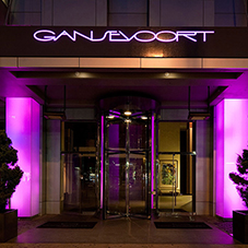 Fire curtains and shutters for Gansevoort Hotel