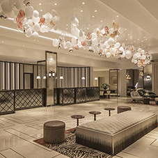 Mapei products refurbish Grosvenor House Hotel