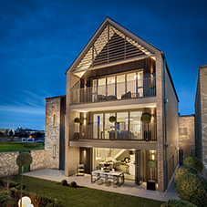 VELFAC feature at award winning development