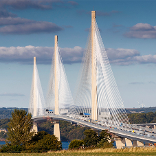 BASF contribute to new £1.35bn Queensferry Crossing