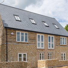 High quality slate for Crekwerne development