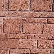 Bradstone introduces sandstone red to walling range