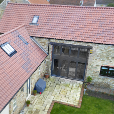 Pantiles deliver rustic charm for barn conversions
