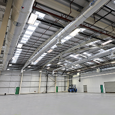 Armaflex Duct chosen for 3M factory extension