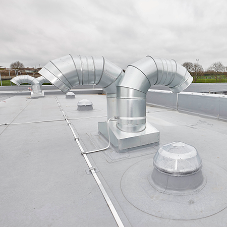 Flat roof upstand: best practice