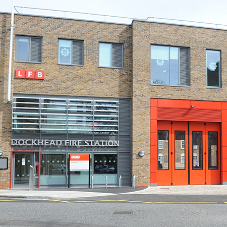 London fire stations BREEAM excellent with Pilkington