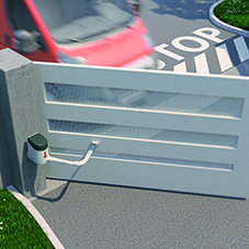 3 reasons to choose Nice Hi-Speed range for gate automation