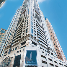 KONE lift solutions for record-setting design in Dubai