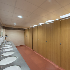 Stylish facilities for Aberystwyth University