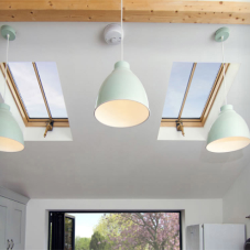 Stunning Lumen Heritage rooflight for Victorian terrace