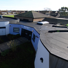 Designing Flat Roofs – an interview with Stephen Cleminson