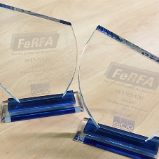 Sika secures industrial category clean sweep at FeRFA awards