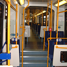Batchglow play key role in Supertram refurbishment