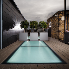 A stunning transformation of a Soho outdoor space