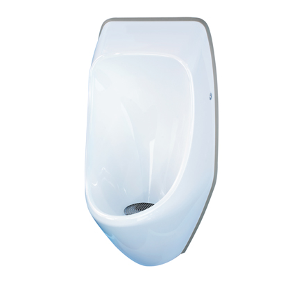 Waterless urinals can help cut costs