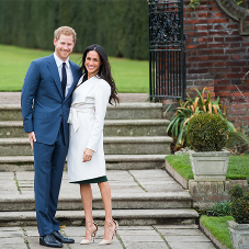 Royal couple make Chilstone planters famous