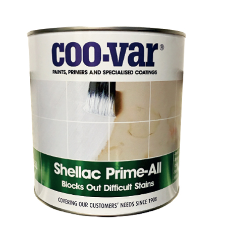 Coo-Var introduce Shellac Prime-All