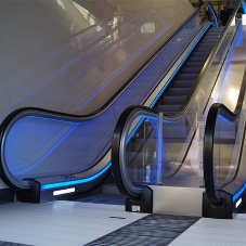 New escalators for Kirkgate Shopping Centre