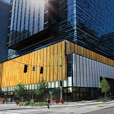 Trosifol® provides contrast in Seattle architecture