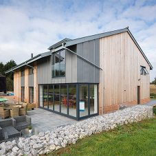 Origin brings the very best out of a barn conversion