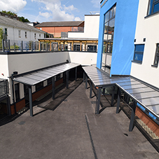Broxap a perfect fit at Dolphin School