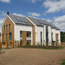 ComfoAir 200 for sustainable social housing